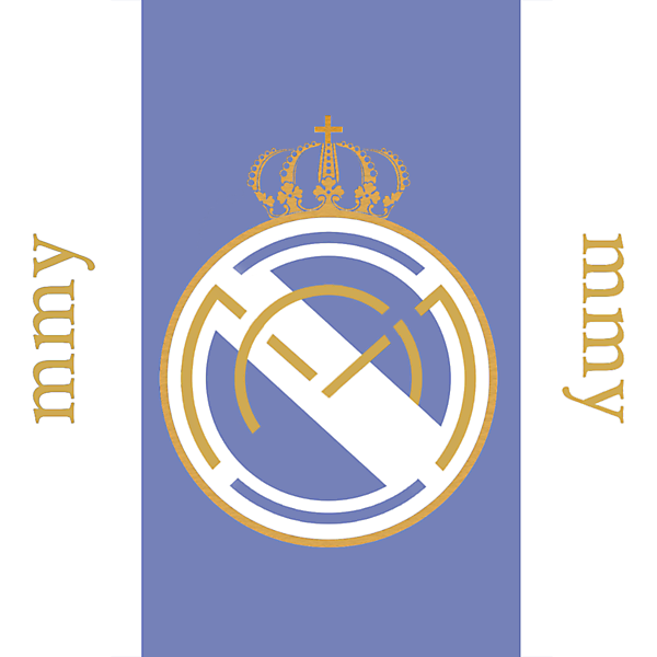 Real Madrid Crest Redesign (Alternative)