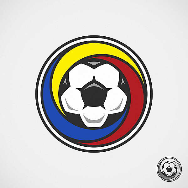 Romania national football team crest