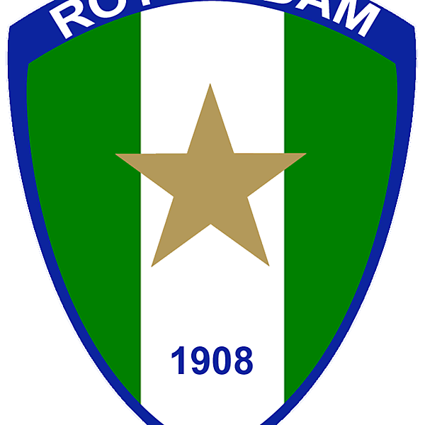 Rotterdam Crest - Feyenoord - 1908