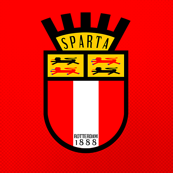 Sparta Rotterdam Crest