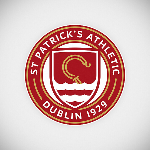 St Patrick's Athletic crest