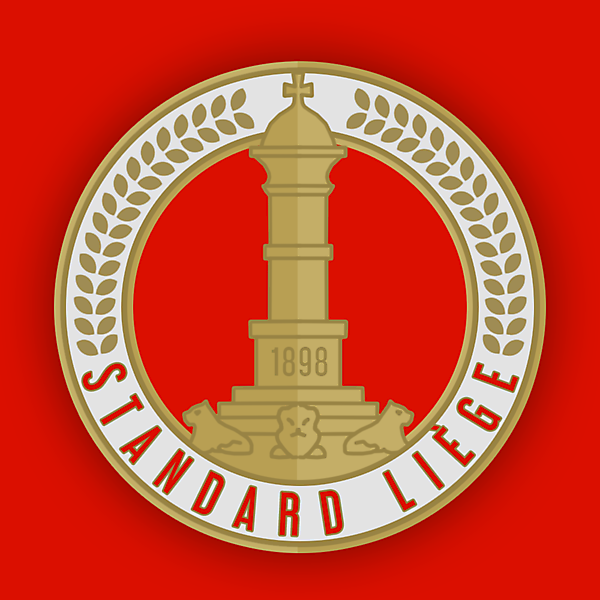 Standard Liège Crest Redesign (Version 2)