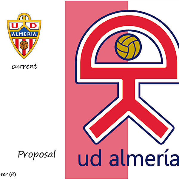 UD ALMERIA BADGE PROPOSAL