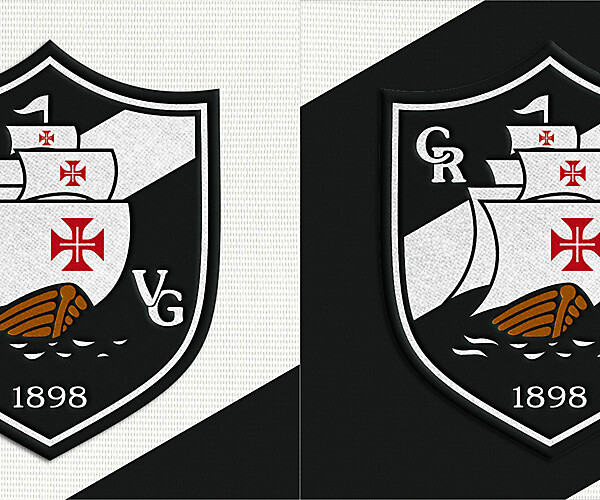 CR Vasco da Gama - Fantasy Badge - Cláudio Cruz