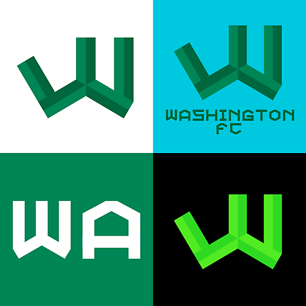 WASHINGTON FC LOGO