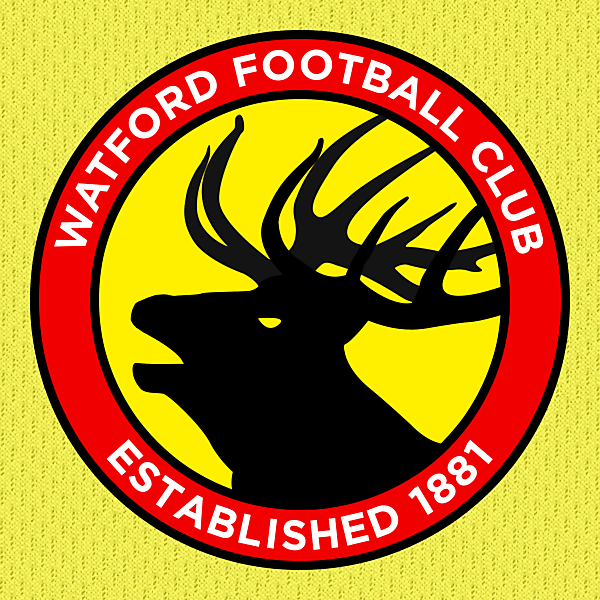Watford FC Crest