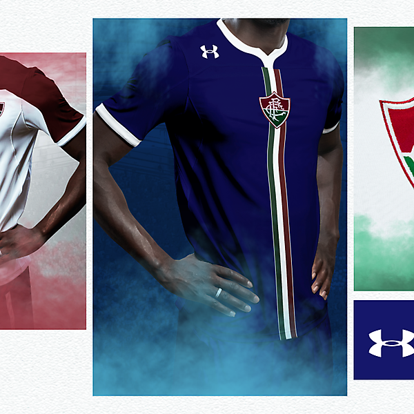 18-19 Fluminense Under Armour shirt prediction