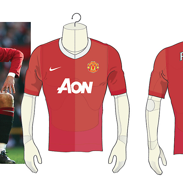 Man Utd Home & Newton Heath Away