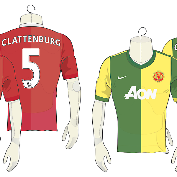 Man Utd and Newton Heath