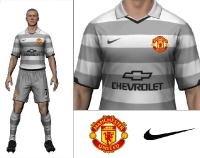 2014/15 Manchester United Third Kit