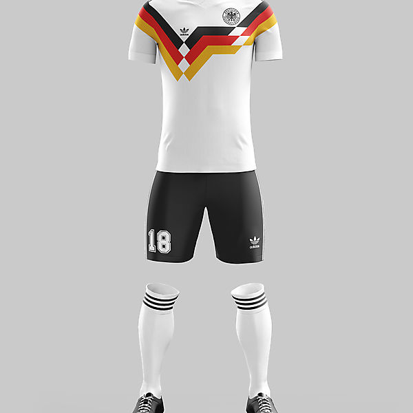 #5 - West Germany Home '88