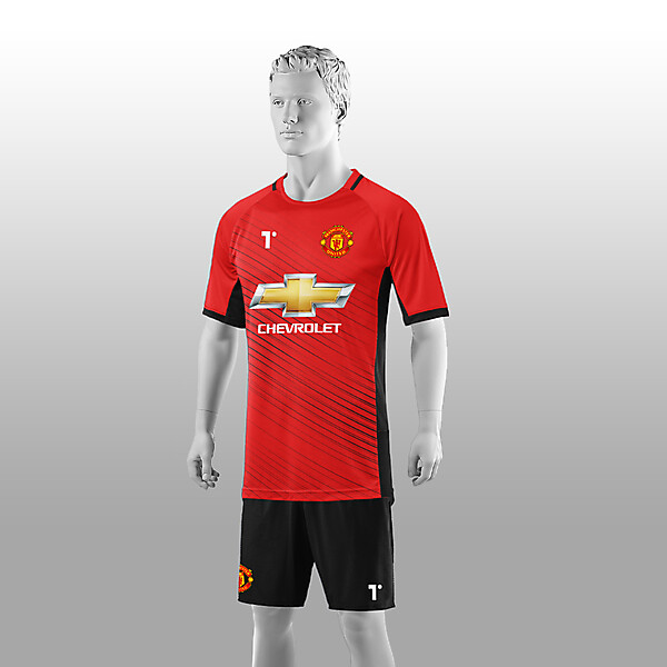 Manchester United | 2021-22 Home Shirt