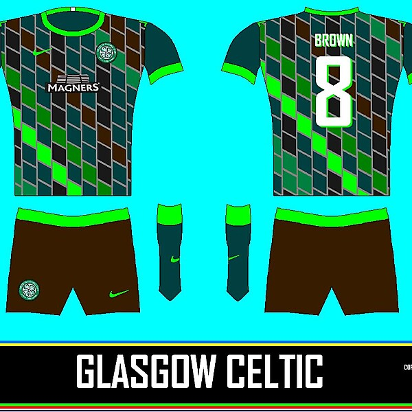 Celtic Away Kit