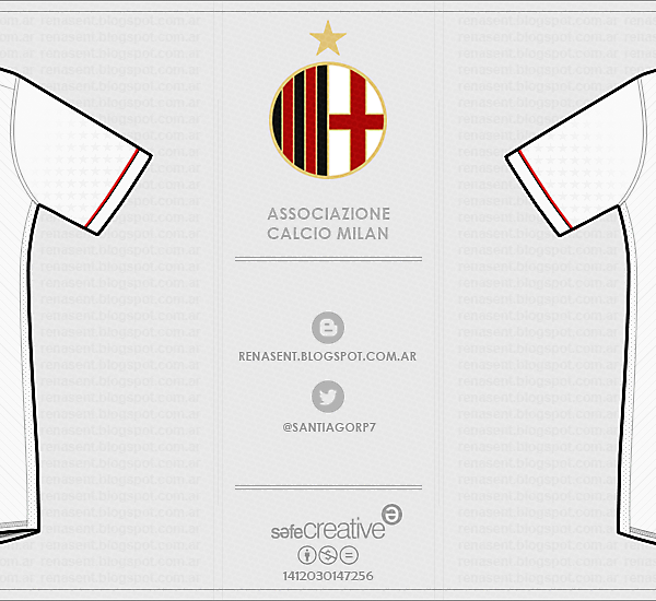 AC Milan | Away