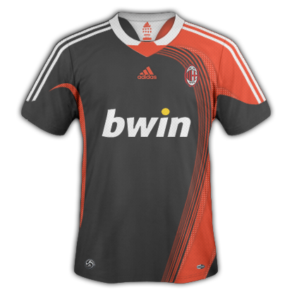 AC Milan Away Shirt