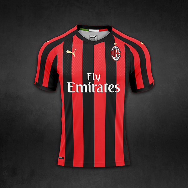 AC Milan Home Concept Kit
