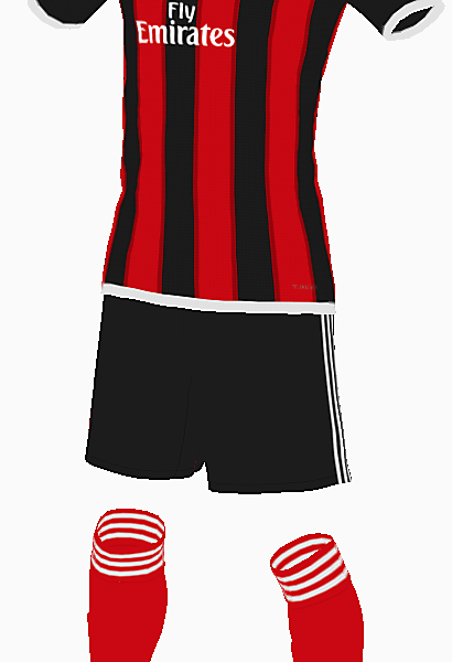 AC MILAN RE-DESIGN