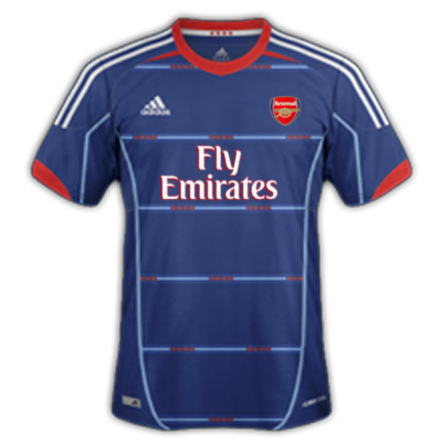 ARSENAL FANTASY ADIDAS AWAY