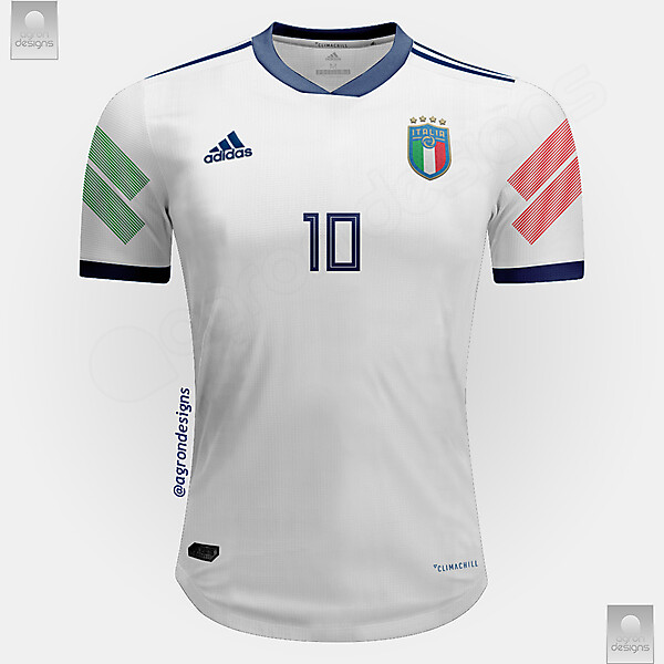 ADIDAS CLIMACHILL-ITALY AWAY