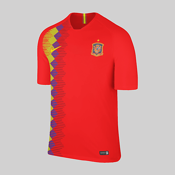 Adidas Exchange to Nike : Spain
