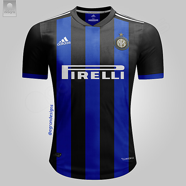ADIDAS INTER HOME KIT CONCEPT
