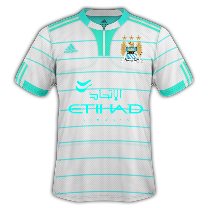 Adidas Man City Away