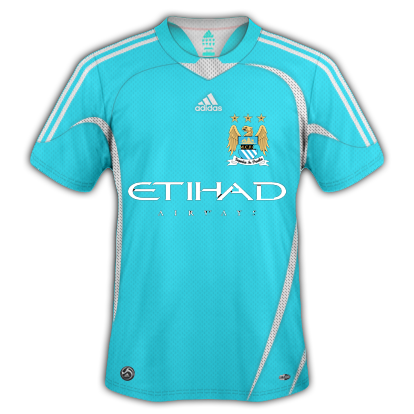 Adidas Man City Home Kit