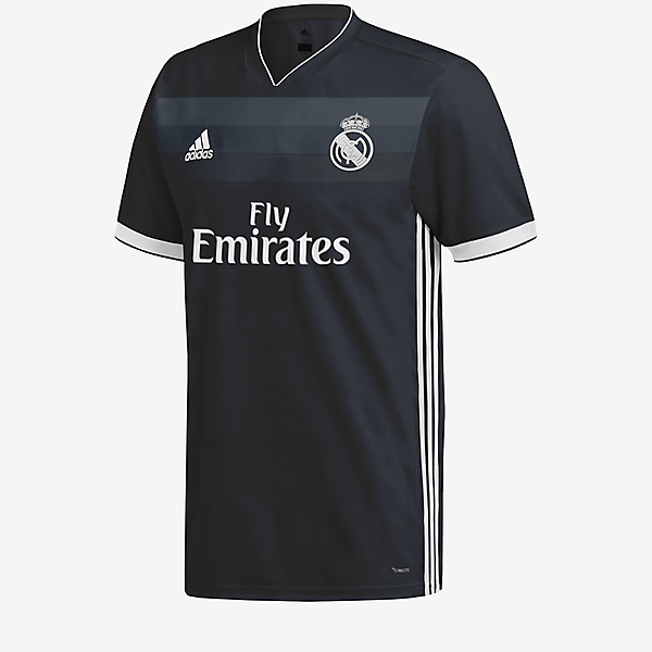 Adidas Real Madrid Away Jersey Concept