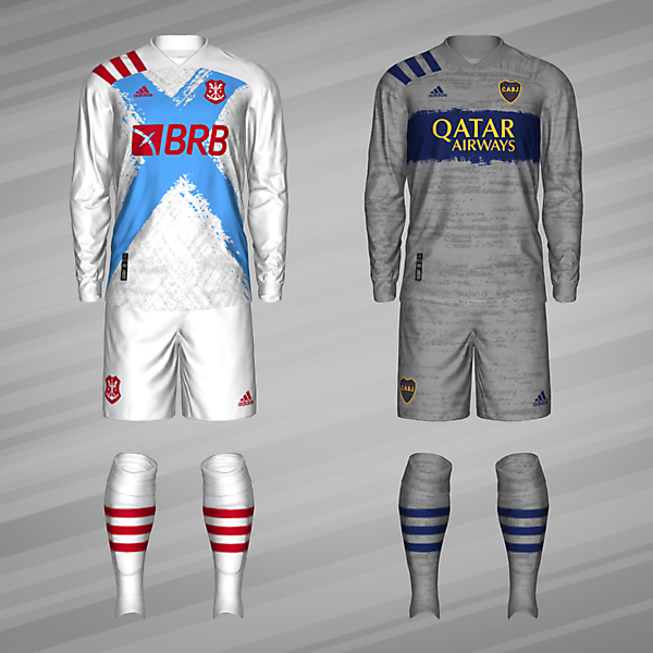 Adidas South American Digital Kits