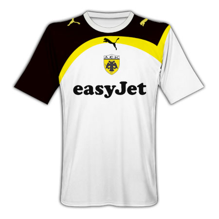 AEK Athens Home, Away, Third
