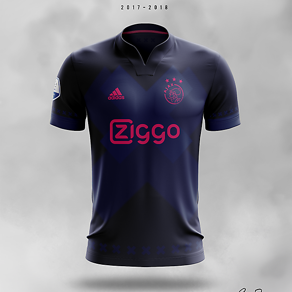 Ajax 2017/18 · Third Kit Concept