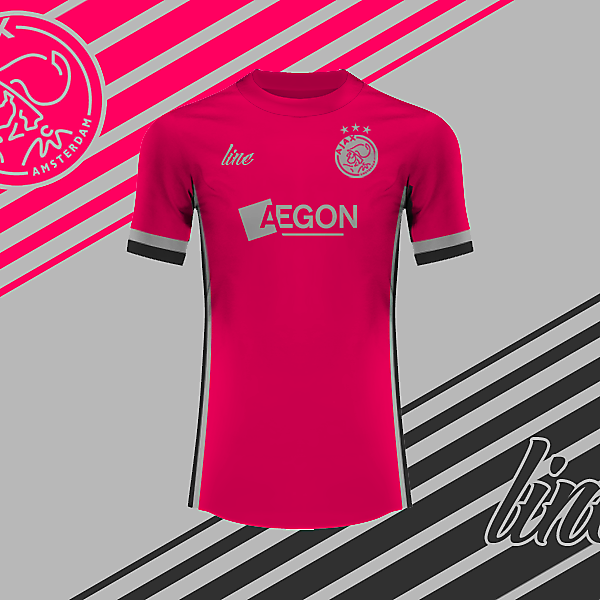 Ajax 3rd Kit Design