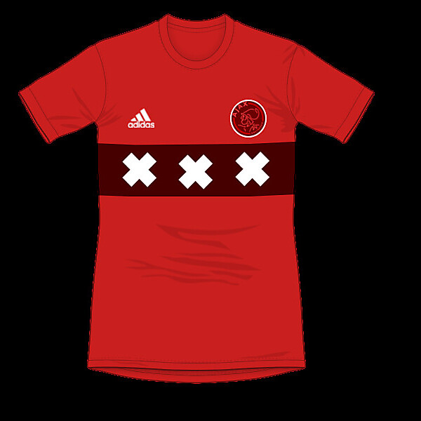 Ajax Amsterdam Away Shirt
