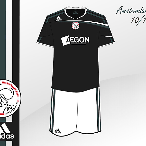 Ajax Fantasy Away