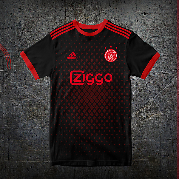 Ajax Away Shirt