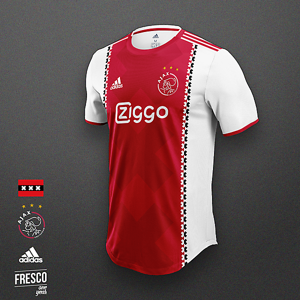 Ajax Home Kit Concept