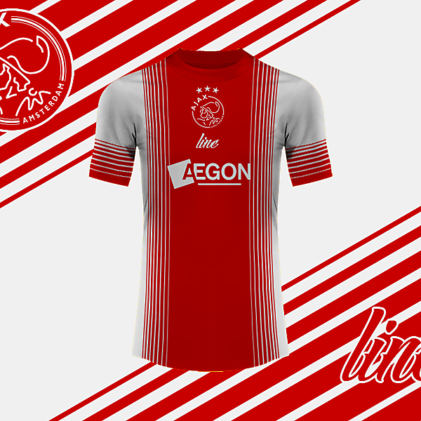 Ajax Home Kit Design