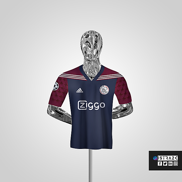 Ajax X Adidas - Away / UCL Edition