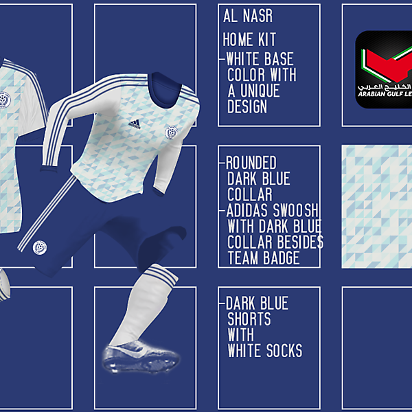 AL Nasr Home Kit