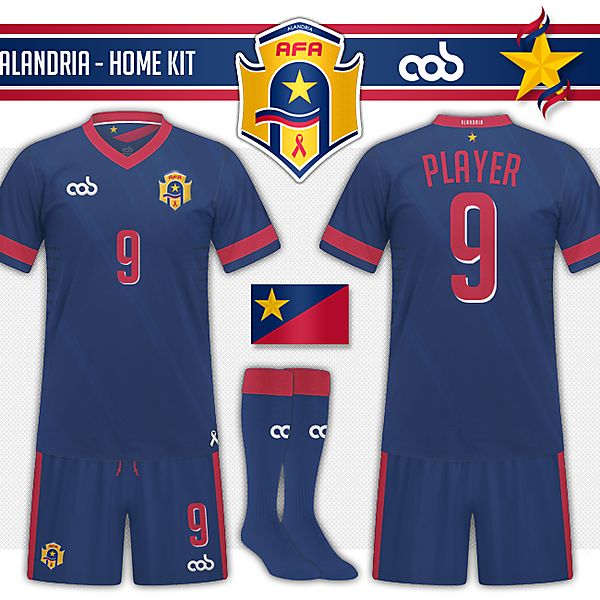 Alandria - Home Kit