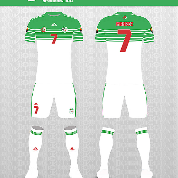 Algeria Home Kit