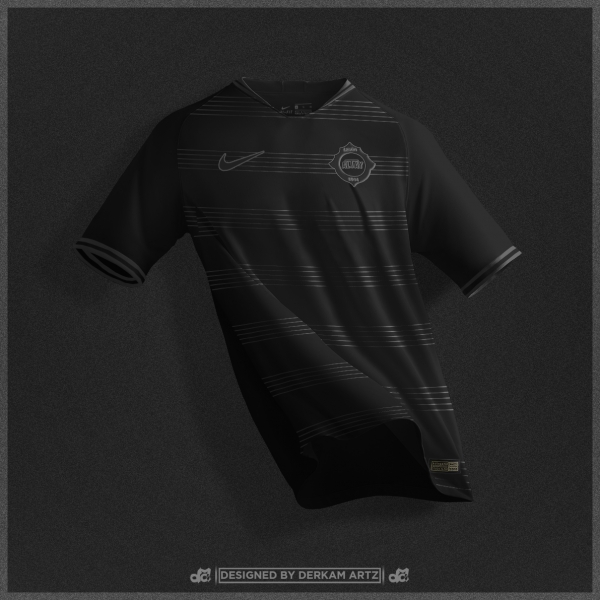 Altay - Black Kit