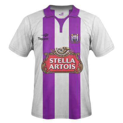 Anderlecht Away kit
