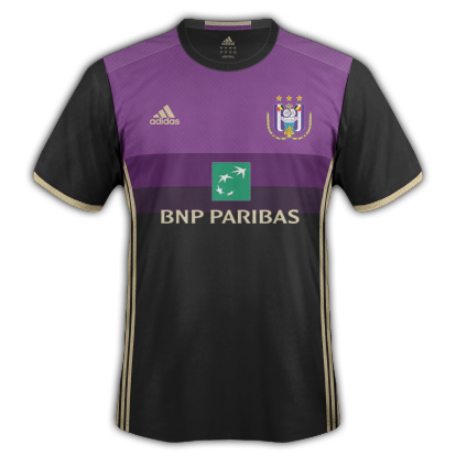 Anderlecht FC Away Shirt (2016/17)
