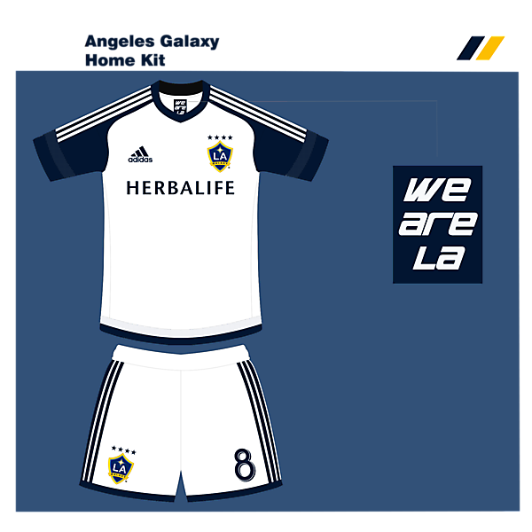 Angeles Galaxy Home