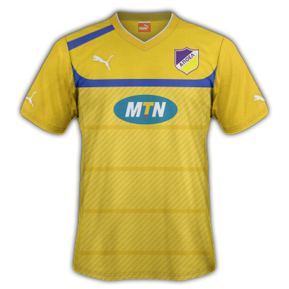 APOEL fantasy kits with Puma