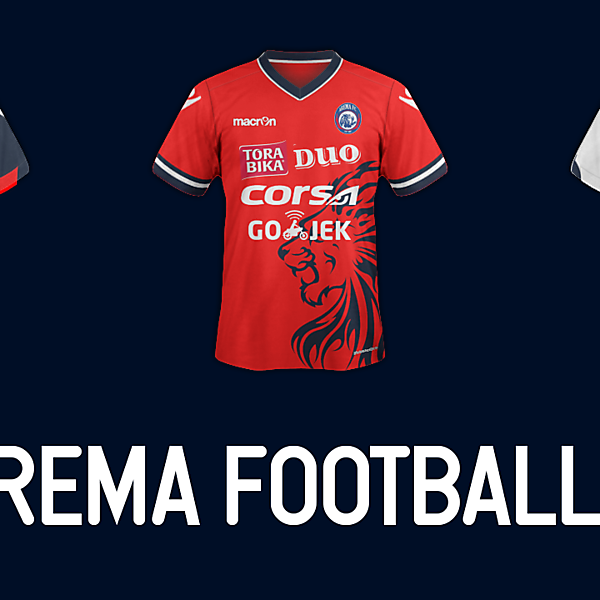 Arema FC (Indonesia) Fantasy Kit