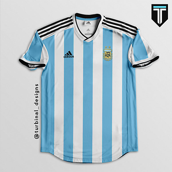 Argentina Home Kit Concept
