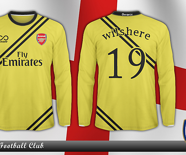 Arsenal FC - Away
