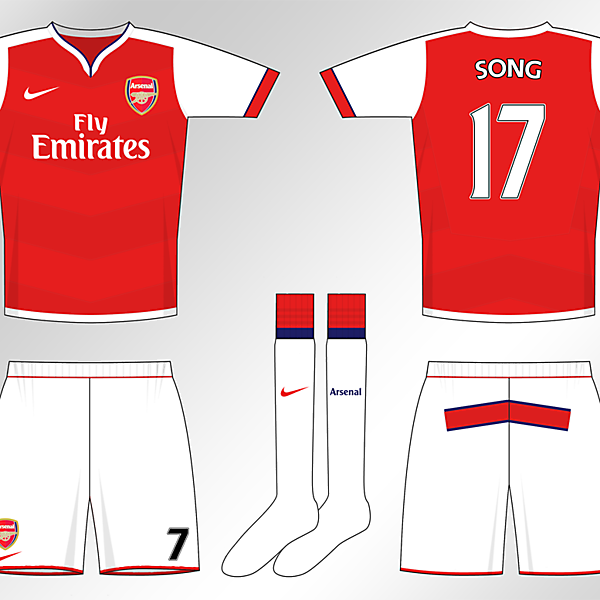 Arsenal home fantasy